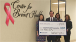 JMFA Aids CommFirst Federal Credit Union with Donation to Local Foundation