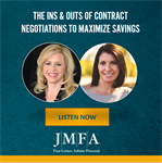 PODCAST: The Ins & Outs of Contract Negotiations to Maximize Savings