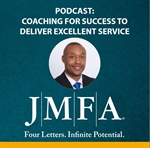 PODCAST: Coaching for Success to Deliver Excellent Service