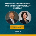 PODCAST: Benefits of Implementing a Fair, Consistent Overdraft Program
